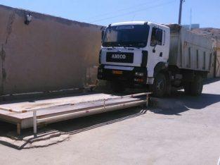 فروش و تعمیرانواع باسکول در استان گلستان