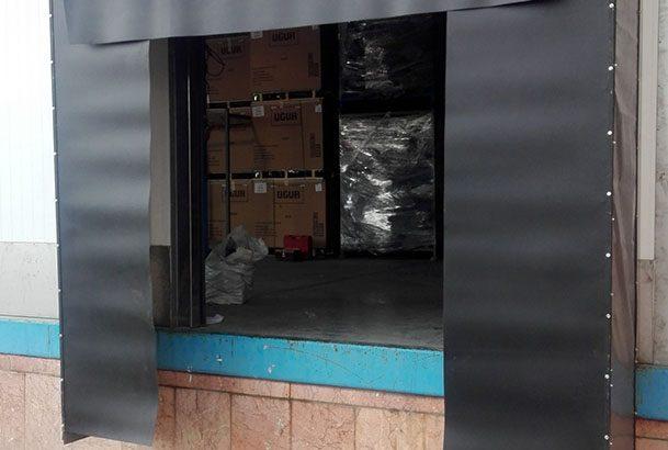 طراحی ساخت و نصب داک شلتر در گرگان