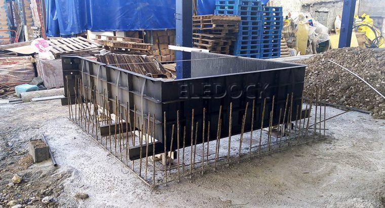 ساخت و نصب داک لولر نرمال در ساری
