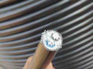 کابل برق 16×2 آلومینیومیدر گلستان