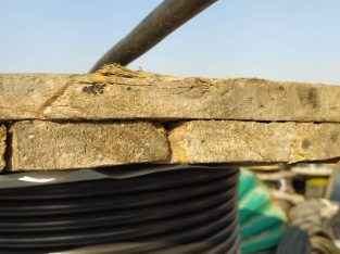 کابل برق ۱۶×۴ آلومینیومی در گلستان