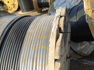 کابل برق سه فاز ۶*۴ تمام مس استاندارد در گلستان