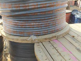 کابل برق 70+150×3 زمینی آلومینیومی در گلستان